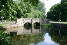 Thetford, Nuns' Bridges, Norfolk © Bob Jones